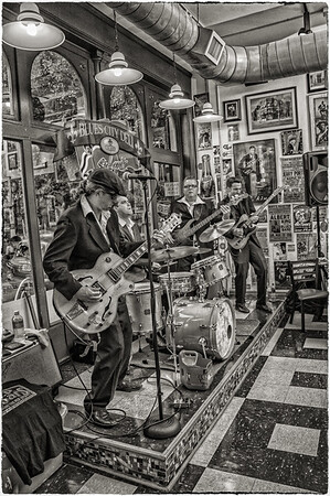 JP Soars & The Red Hots at the Blues City Deli