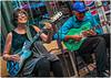 Joe & Vicki Price at the Blues City Deli