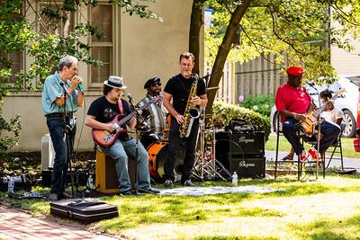 Jonny Diamond's Front Yard Pandemic Concert