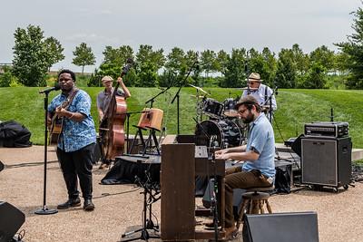 Jontavious Willis at Blues at the Arch