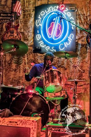 Deak Harp with Jesse Cotton Stone at Ground Zero Blues Club