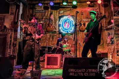 Deak Harp with Jesse Cotton Stone at Ground Zero Blues Club