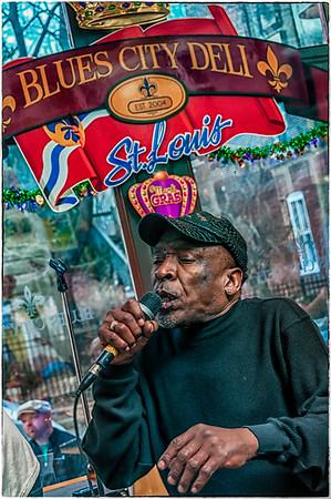 Kilborn Alley at the Blues City Deli