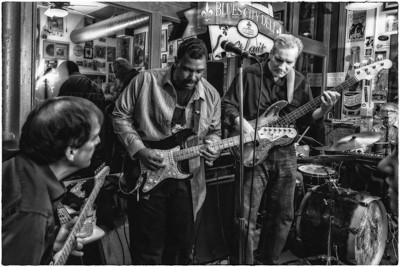 Kingdom Brothers at the Blues City Deli