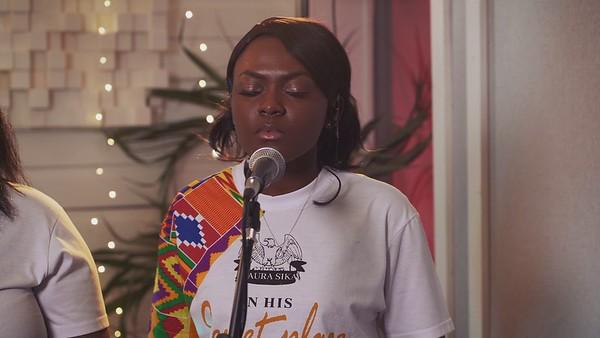 Laura Sika Worship Medley