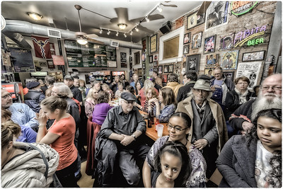 Marquis Knox Band at the Blues City Deli