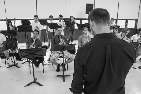 Matawan High School Jazz Band