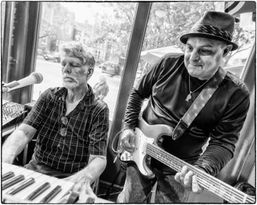 Michael Thomas Travelin Band at the Blues City Deli