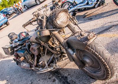 Miss Jubilee & The Humdingers at Gateway Harley Davidson