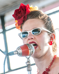 Miss Jubilee & The Humdingers at Gateway Harley Davidson