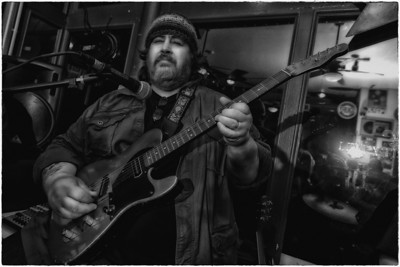 The Nick Moss Band at the Blues City Deli