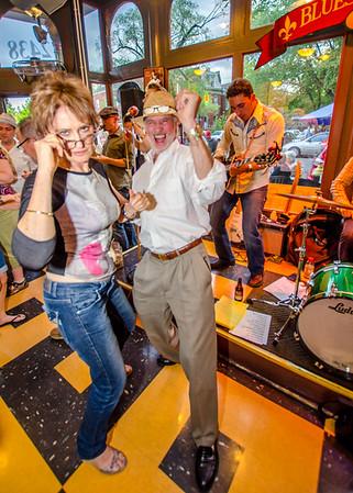 Nikk Hill & Miss Jubilee at the Blues City Deli