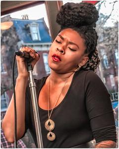 Nikki Hill at the Blues City Deli