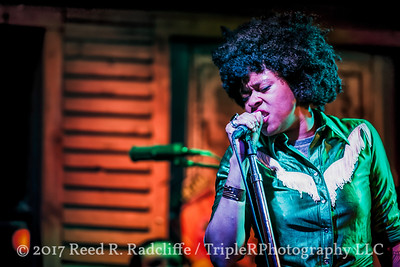 The Nikki Hill Band at the Beale on Broadway 2017