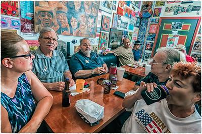 RJ Mischo & Friends at the Blues City Deli