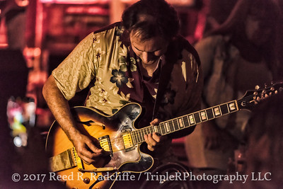 Rockin' Johnny Burgin at BB's Jazz Blues and Soups