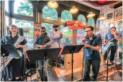 Roland Johnson CD Release Party at the Blues City Deli