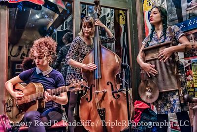 Shake 'em Up Jazz Band at the Blues City Deli