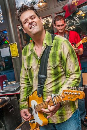 Shawn Pittman at the Blues CIty Deli