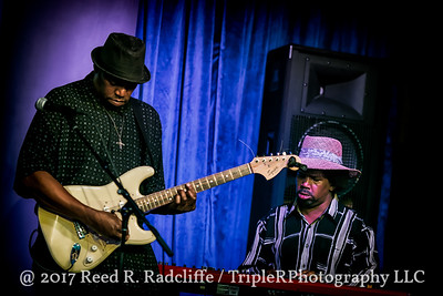 Skeet Rodgers and the Inner City Blues Band at the National Blues Museum