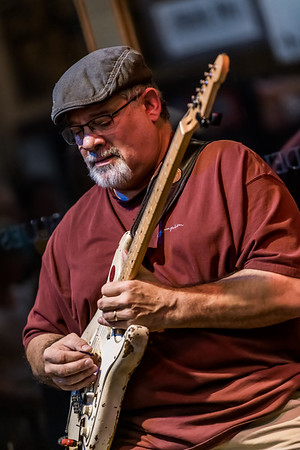 The Soulard Blues Band at the Blues City Deli