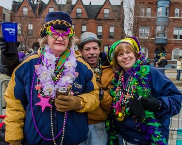 St. Louis Mardi Gras 2013