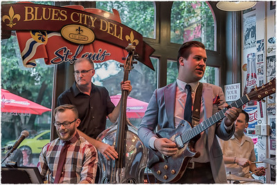 Sweetie & The Toothaches at the Blues City Deli