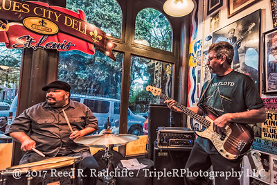 Orphan John & THe 44's at the Blues City Deli