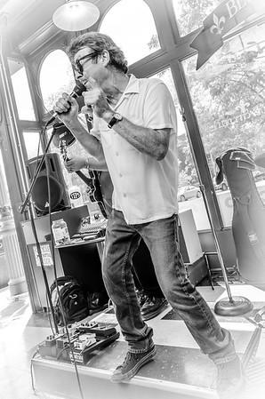 Hard Tale Blues Band at the Blues City Deli