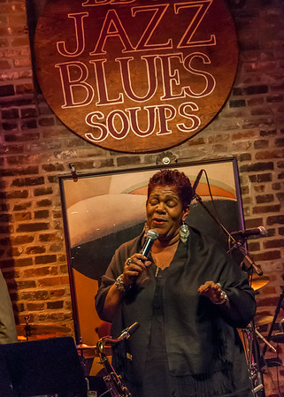 The John King Band at BB's Jazz Blues & Soups