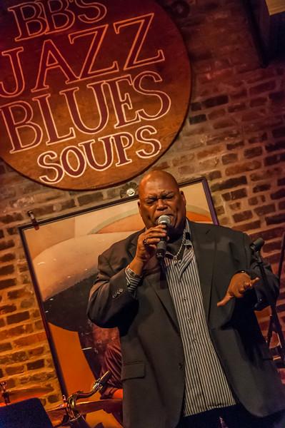 The John King Band at BB's Jazz Blues & Soups