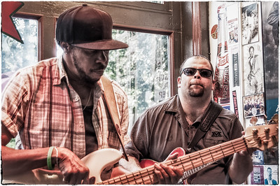 Marquise Knox Band at the Blues City Deli