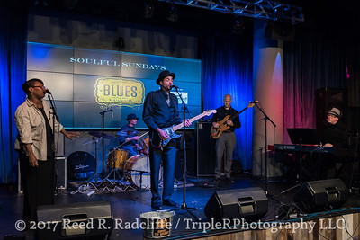 Torrey Casey and the Southside Hustle at the National Blues Museum