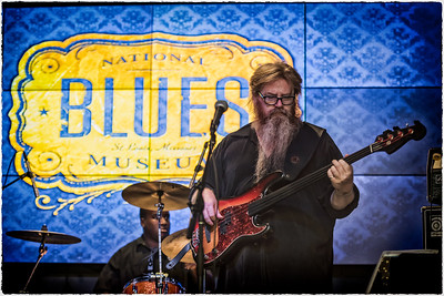 United By Music at the National Blues Museum