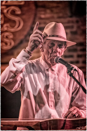 Watermelon Slim at BB's Jazz Blues & Soups