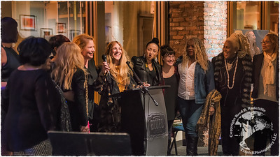 Women of the Blues Reception