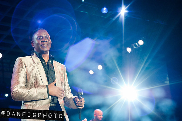 Earth, Wind & Fire perform on their 40th anniversary at the 2011 Monster Cable Retailer Awards Show and at the Paris Las Vegas Hotel. ©2011 DanFigueroa For usage rights please contact: Dan@DanFigPhoto.com