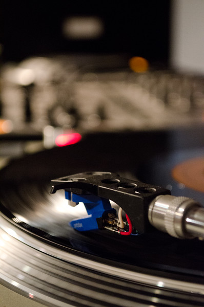 Vinyl In the Mix (Photo by Johnny Nevin)