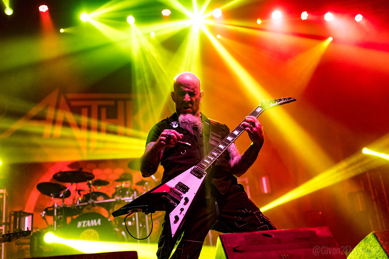 Anthrax's Scott Ian