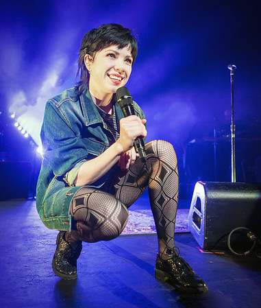 Carly Rae Jepsen at The Warfield / Noise Pop 2016