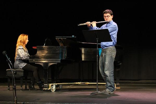 Music Recital 12-5-16