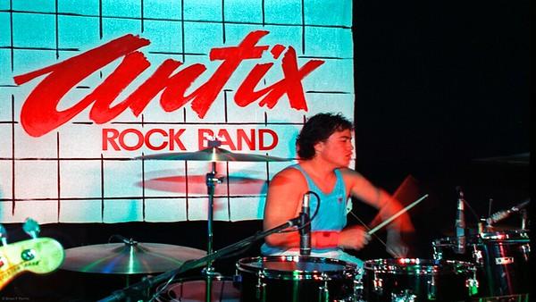 A T I X  One of the best bands to ever rock the Central Highlands of Queensland.