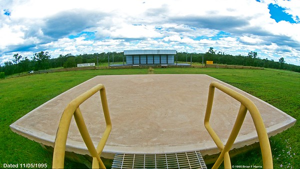 Thanks to Ron Moon & family plus their great friends who helped build this magic venue at Comet