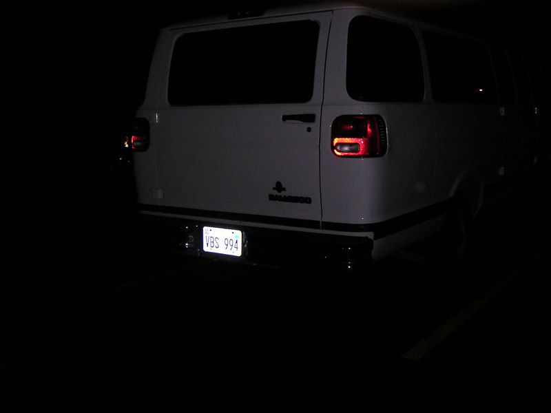The Split Lip Van