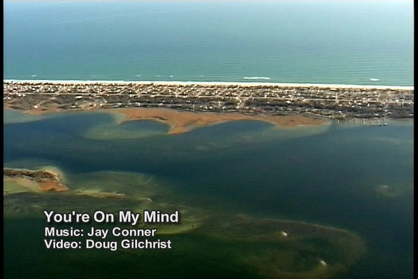You're On My Mind - An aerial tour from Emerald Isle along Bogue Banks and Shackleford Banks to Cape Lookout and back to Beaufort Inlet