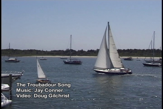 """The Troubadour Song"" Music by Jay Conner and video by Doug Gilchrist"