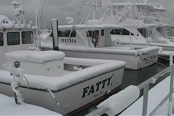 Cool off with a look at the winter snow from 2010 with music by Jay Conner and video by Doug Gilchrist. It might not feel like it now but this can happen in Beaufort.