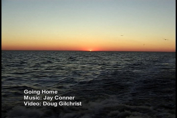 Going Home - Ocracoke in Winter