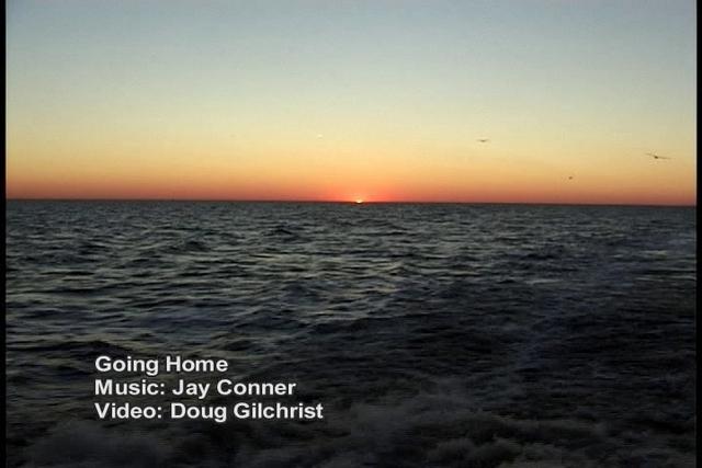 Going Home - Ocracoke in Winter