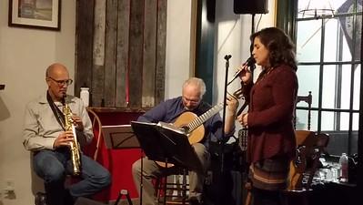 Pomona's Trio